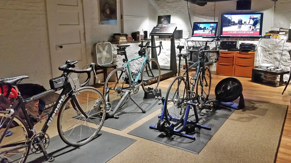 Pain Cave Planning Bournemouth Cyclist