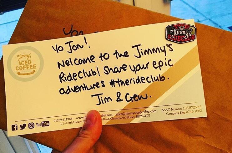 Jimmy S Iced Coffee Racing Car